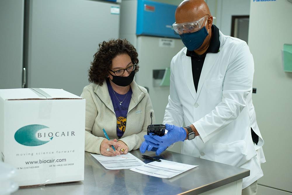 Biocair life sciences supply chain management