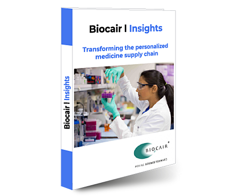 Biocair Insight, Transforming the personalized medicine supply chain