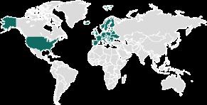 US-Europe-map