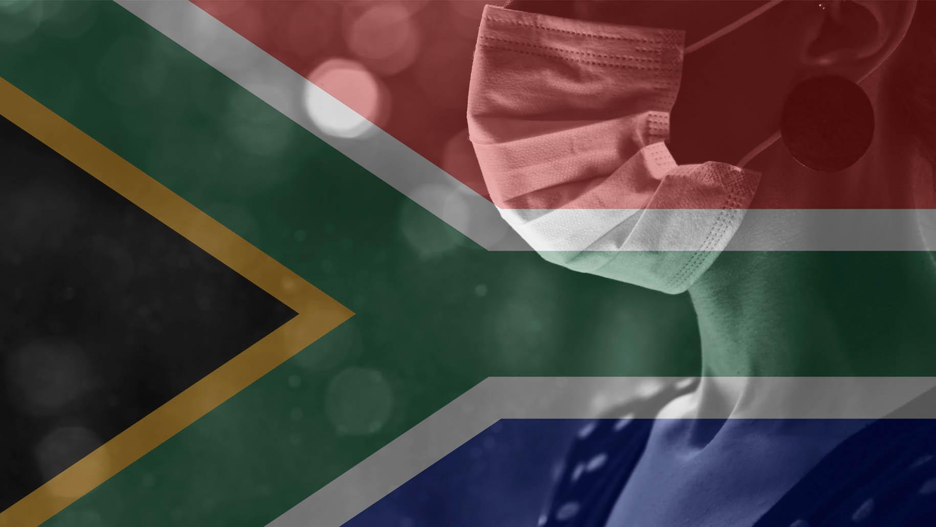 South Africa corona virus