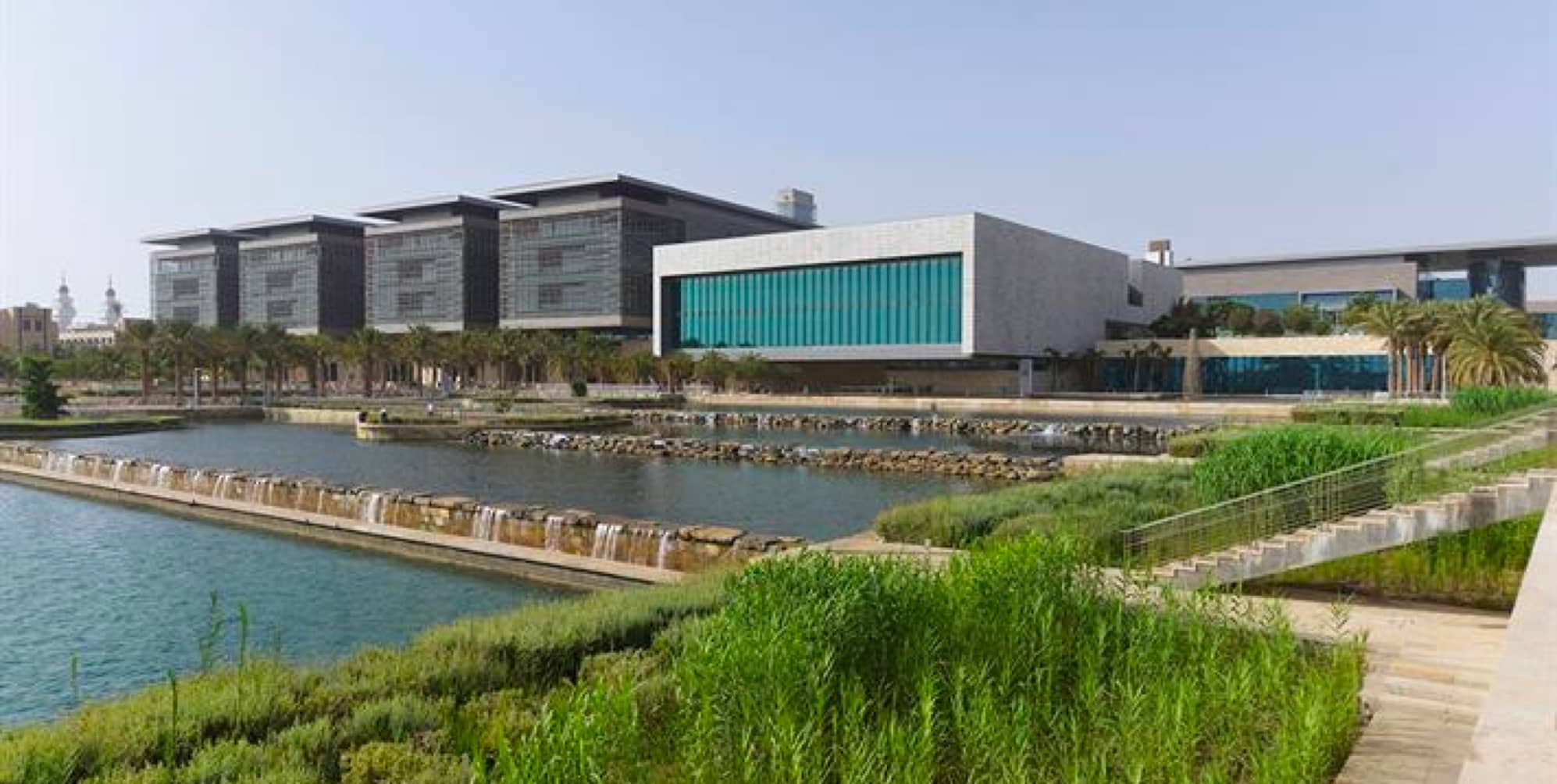 KAUST-campus-in-Thuwal