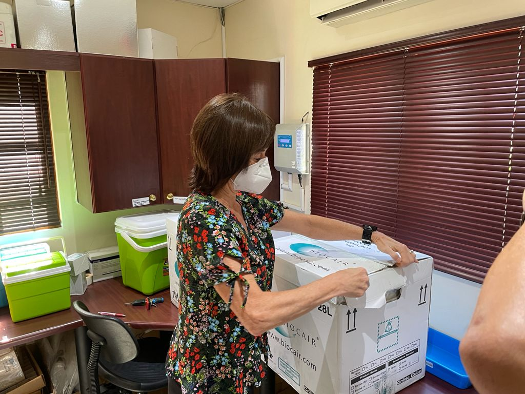 Biocair Delivers COVID-19 Vaccines to South Africa